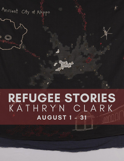 Kathryn Clark: Refugee Stories
