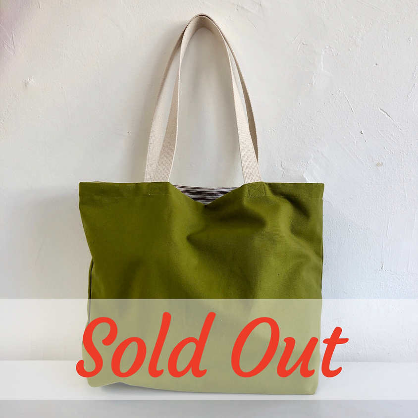 Learn to Sew 101: Tote Bag