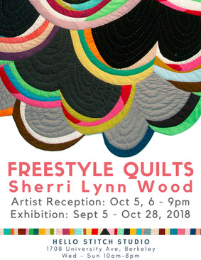 Sherri Lynn Wood: Freestyle Quilts