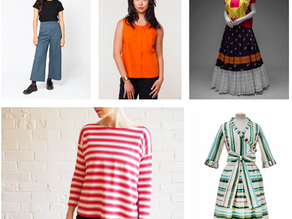 Our Favorite Free Sewing Pattern Resources