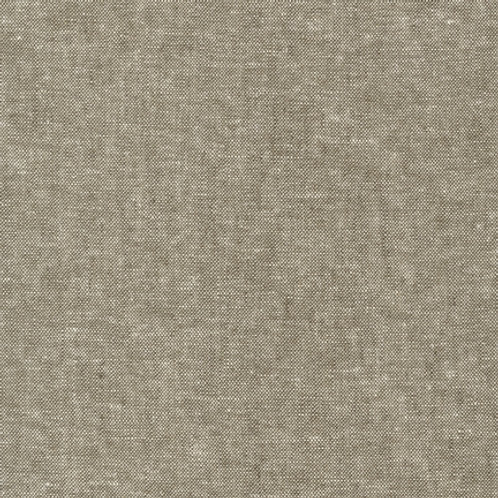 Essex Yarn Dyed Fabric - Olive (sold by the 1/2 yd)