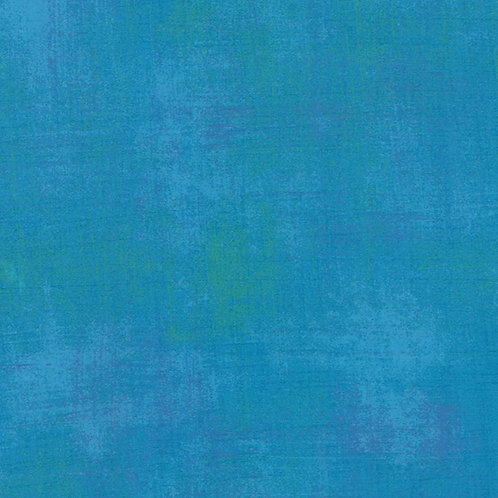 """108"""" Wide Backing Fabric - Turquoise Grunge (sold by the 1/2 yd)"""