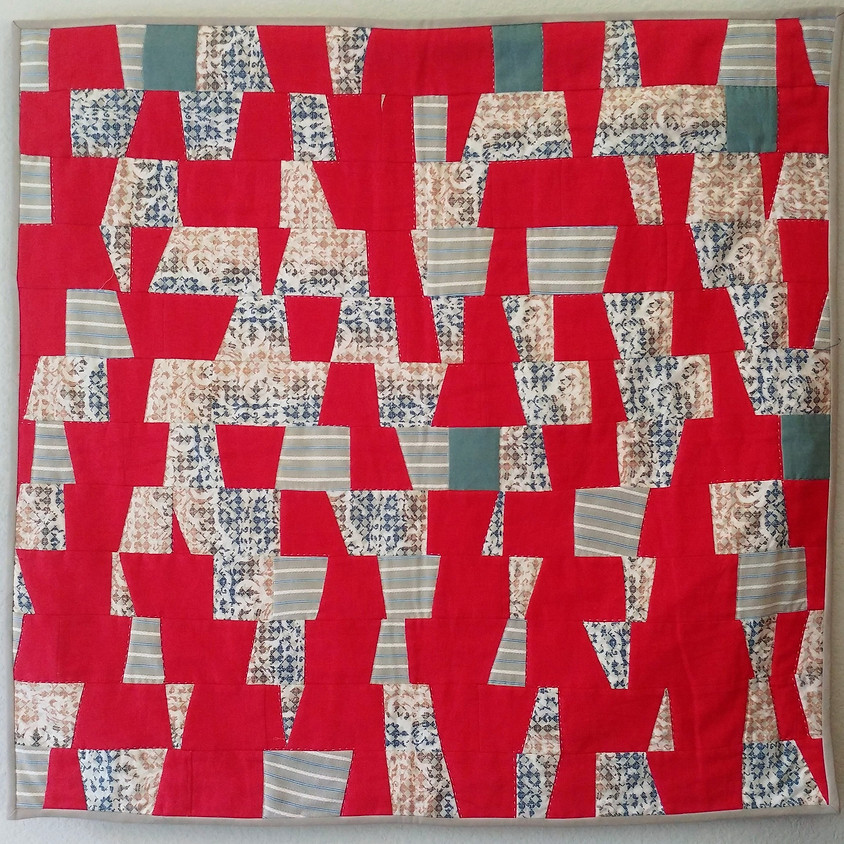 ONLINE: Godharis - Intuitive Utilitarian/Art Quilts with Sujata Shah