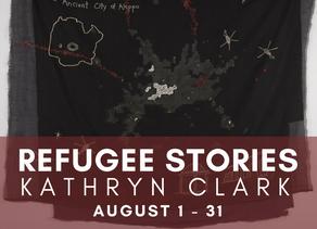 Kathryn Clark - Refugee Stories