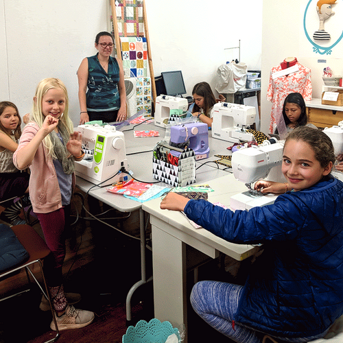 All Classes | Hello Stitch | Berkeley | Sewing & Quilting Studio