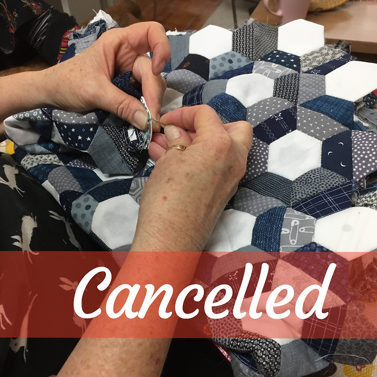 CANCELLED Handwork Meetup - February