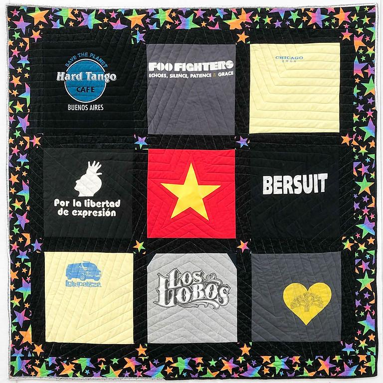 Make a T-Shirt Quilt