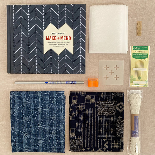 Limited Edition Hello Stitch Patchwork Mending Kit