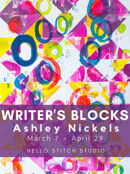 Ashley Nickels: Writer's Blocks