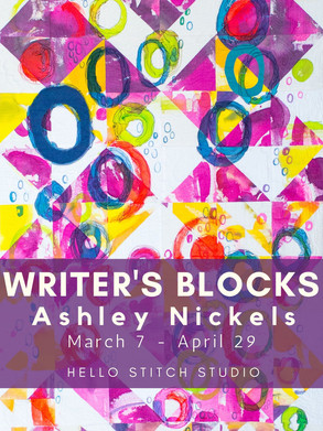 Ashley Nickels: Writer's Blocks