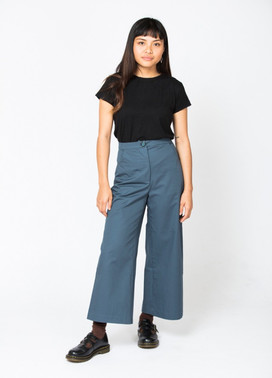 Wide Leg Pants by In the Fold