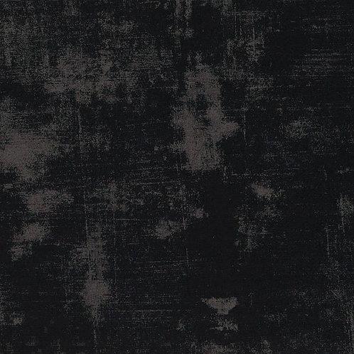 "108"" Wide Backing Fabric - Onyx Grunge"
