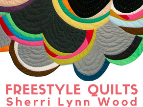 Sherri Lynn Wood - Freestyle Quilts