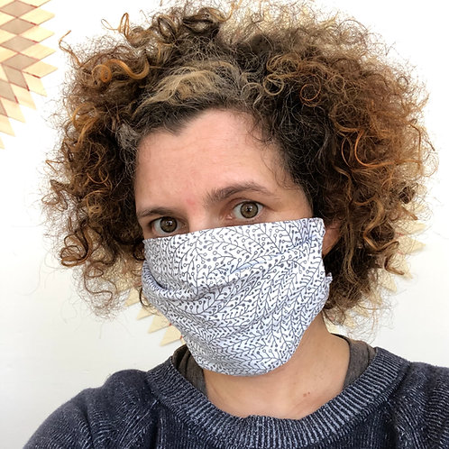 Reversible Cloth Face Mask