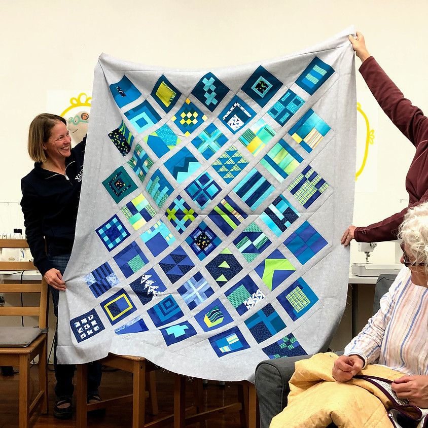 ONLINE: East Bay Modern Quilters Meet-up: August