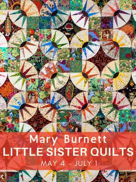 Mary Burnett: Little Sister Quilts