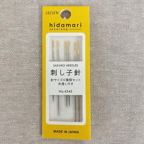 Hidamari Sashiko Needles