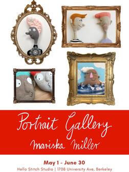 Mariska Miller: Portrait Gallery