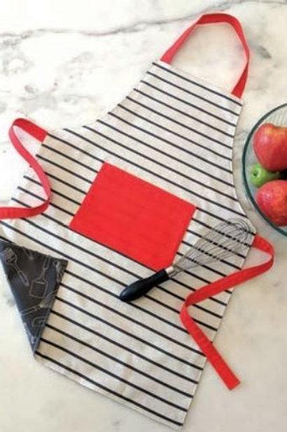 Cut & Sew Kit: Apron & Tea Towel