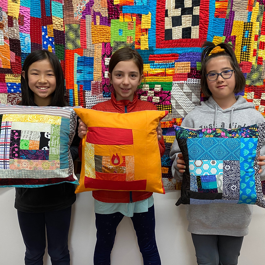 Spring Sewing After School - Friday Session
