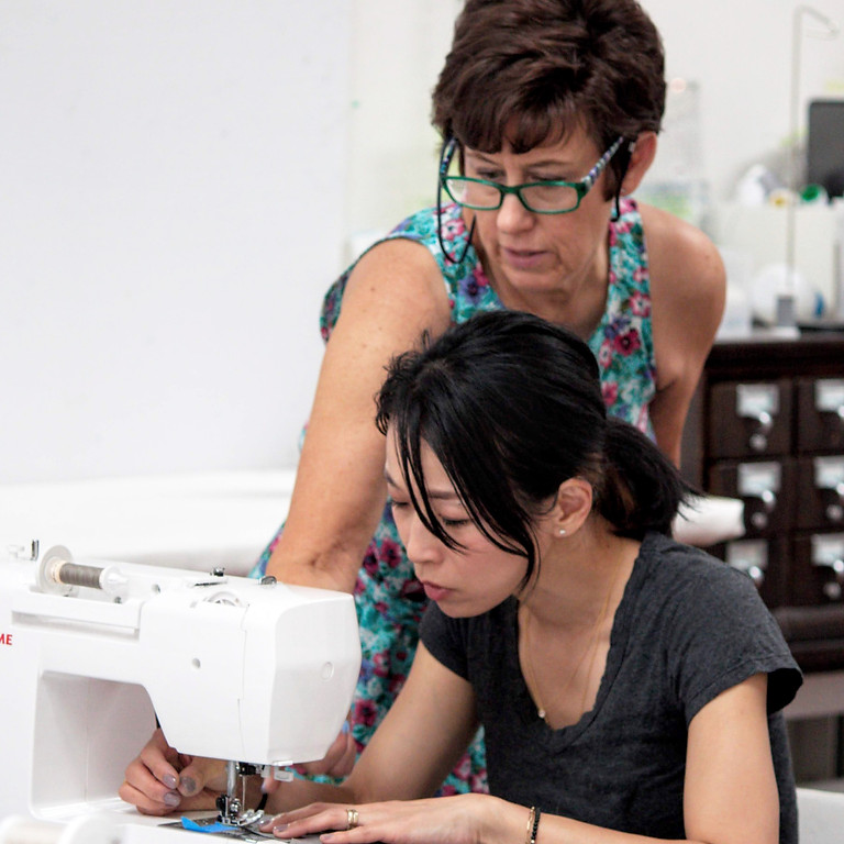 ONLINE: Private Garment Sewing Lessons with Beth Galvin
