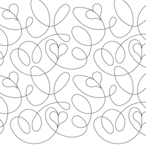 Hearts on String: S, M
