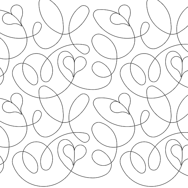 Hearts on String: M, L, XL