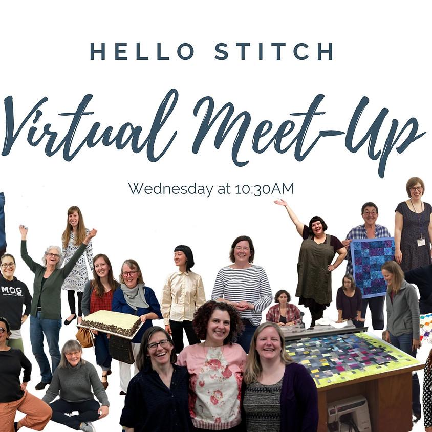 Virtual Community Meetup