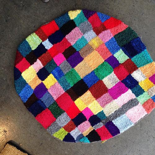 rug hooking class
