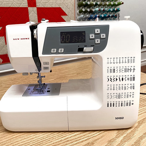 New Home (Janome) NH60 Computerized Sewing Machine