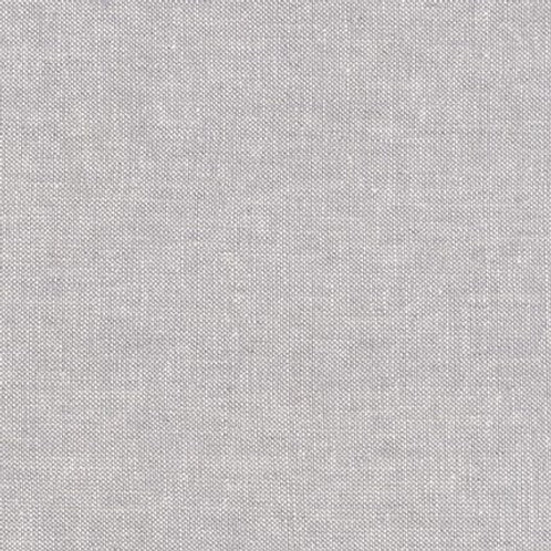 Essex Canvas Yarn Dyed Fabric - Steel (sold by the 1/2 yd)
