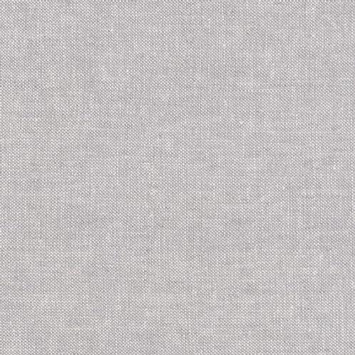 Essex Canvas Yarn Dyed Fabric - Steel