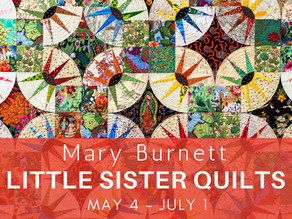 Mary Burnett - Little Sister Quilts