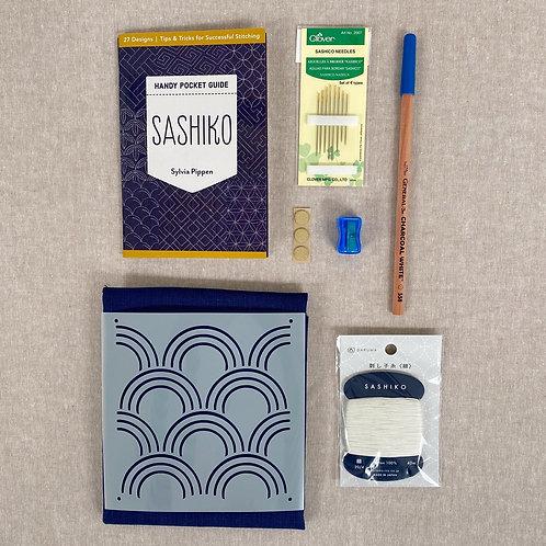 Sashiko Stencil Kit