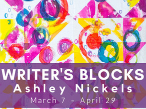 Ashley Nickels - Writer's Blocks