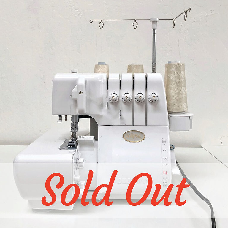 Love Your Serger - March