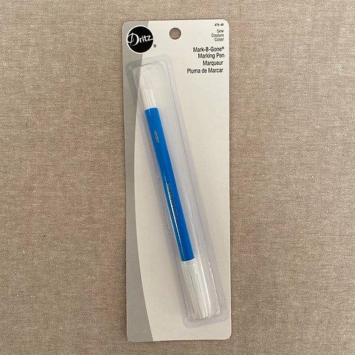 Dritz Mark-B-Gone Blue Water Soluble Pen