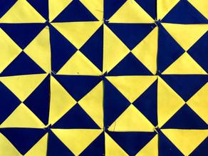 How to Trim a Half Square Triangle