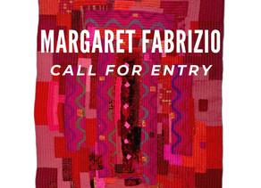 Margaret Fabrizio - Call For Entry