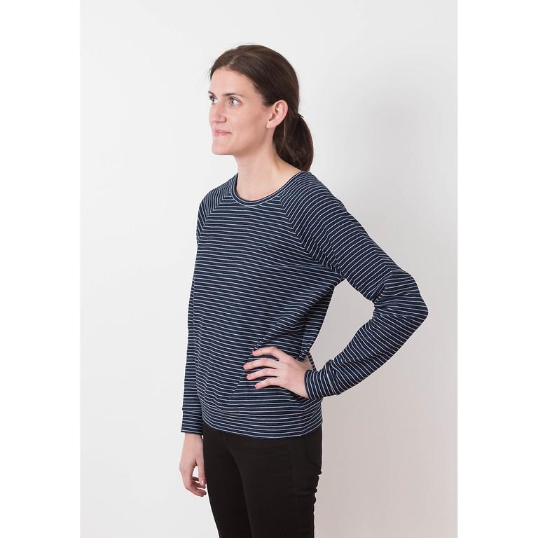 Sew the Linden Sweatshirt
