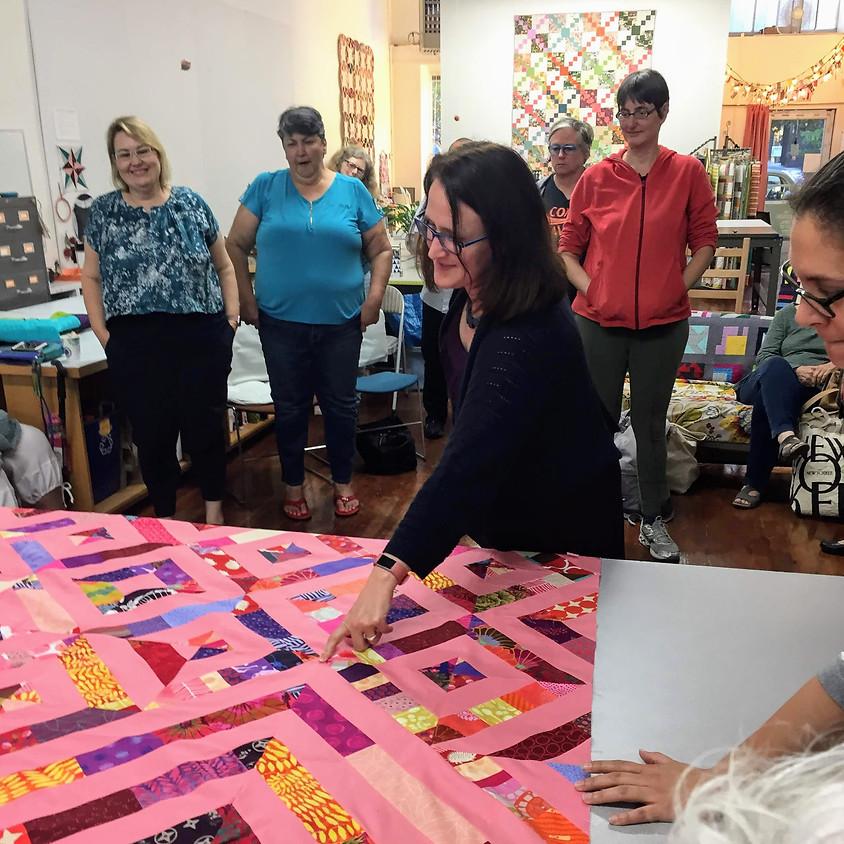 ONLINE: East Bay Modern Quilters Meet-up: June