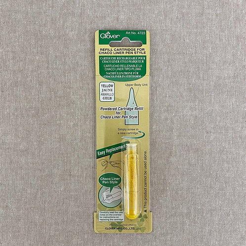 Refill for Chaco Liner Pen - Yellow