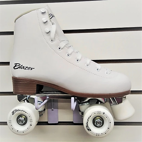 Blazer patines clasicos White