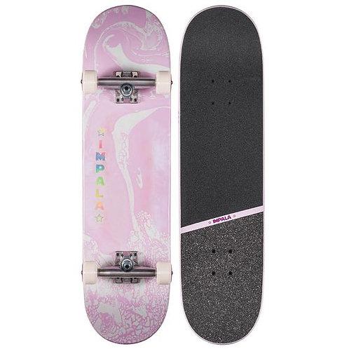 IMPALA Skateboard Cosmos Pink 8.25