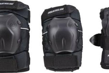 Protecciones Powerslide Standard black