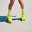 Thumbnail: Impala Roller Skate Voltage Green