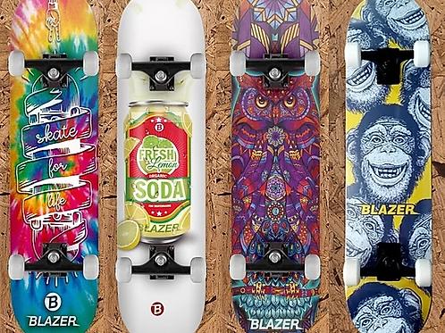 Skateboard Blazer