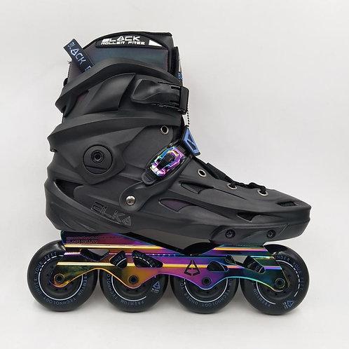 Black Skates Black Iridescence
