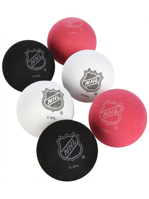 Bolas hockey Inglasco NHL Knee Hockey Mini Foam