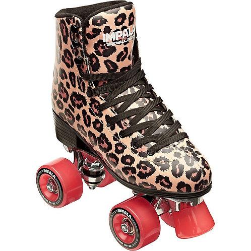 Impala Roller Skate Leopard
